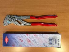 KNIPEX 86 03 ZANGENSCHLÜSSEL Zange Schlüssel 250 vernickelt FÖRCH Profi-Qualität