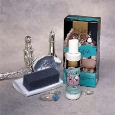 Liquid Silver Plating System Silverware Kit Medallion Brand Supply Clean Home