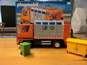 PLAYMOBIL 4418 Müllabfuhr