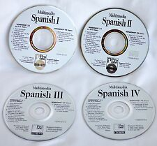 Multimedia Pro One Spanish l,ll,lll,lV  Pro One CD-ROM Windows 3.1/ 3.11,Windo95