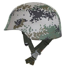 Ballistic Hunting Bullet Proof made w/ KEVLAR Military Helmet + Camouflage Cover