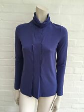 Amazing ETRO Milano Turtleneck Long Sleeves Top Size I 42 US 6 UK 10