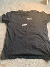 Supreme CDG Comme Des Garcons Mens Split Box Logo T Shirt L Black FW18 BOGO