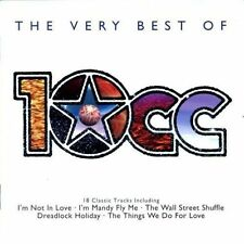 10CC (VERY BEST OF - GREATEST HITS CD SEALED + FREE POST)