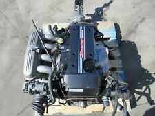 Jdm Toyota Altezza 3sge Beams Vvti Engine 6 speed Transmission * Low Kms Japan *