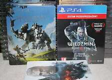 Horizon Zero Dawn G2 - Steelbook Case Only Ps4 (no Game)