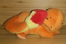 Pokemon Charmander Exclusive 8-Inch Plush [Laying Down, Sleeping]
