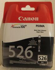 Canon Tinte CLI-526 BK Original Schwarz Tintenpatronen für Canon