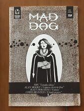 Mad Dog 1985 underground magazine, Error copy! Alan Moore, Matt Howarth plus