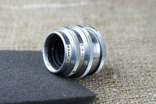 Wollensak 25mm 1.9 cine Raptar c-mount lens FIT NEX 6 5 N 7 m4/3 E 3 5 P camera