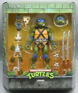 Ultimate LEONARDO Super7 Teenage Mutant Ninja Turtles TMNT 2020 action figure