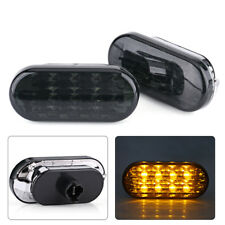 1Pair Car Amber LED Side Marker Light for VW Golf Jetta Bora MK4 Passat B5 B5.5