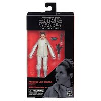 Star Wars The Black Series No. 75 Princess Leia Organa Hoth 6-Inch IN STOCK USA