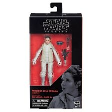 Star Wars The Black Series No. 75 Princess Leia Organa Hoth 6-Inch IN STOCK USA