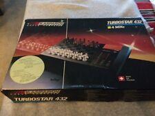 Kasparov Turbostar 432 Electronic Chess Computer Set