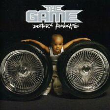 Game, The Game - Doctor's Advocate [New CD] Clean