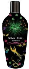 Most Products Black Hemp Bronzer Tanning Lotion 8.5 oz.