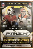 2020 Panini Prizm Football NFL Blaster Box Factory Sealed In Hand FREE SHIP!