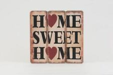 Square Home Sweet Home Decorative Plaques & Signs