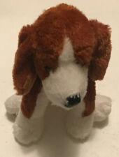"Ganz Webkinz Beagle Puppy Dog Beanie Plush Stuffed Animal No Code 9"""