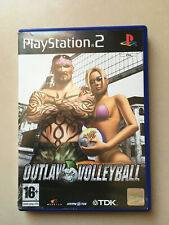 JEU PS2 OUTLAW VOLLEYBALL