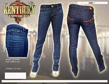 Kentucky Denim Women's Goldie Skinny Jeans NWT 32 x 34