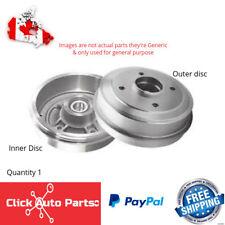 Brake Drum-Rust Proof Coated  Brake Drum Rear GCR-9545