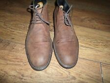 AUTOGRAPH BROWN LEATHER BOOTS SIZE UK 9