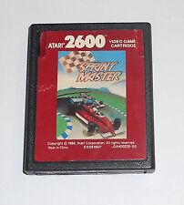 ATARI 2600 - SPRINTMASTER - OTTIMO 1988 Series Sprint master Formula 1
