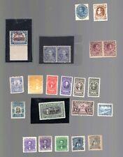 Latin America Mixed Stamp Lot Vf H (22)
