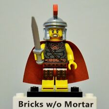 New Genuine LEGO Roman Commander Minifig with Sword Series 10 71001