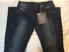 Women's Reuse Jeans 80% Recycled Cotton New Sz 28 M2