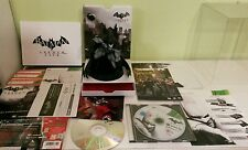Batman arkham city collector RARE  Xbox 360