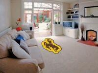 NCAA Wyoming Cowboys Mascot 3 foot x 5 foot area rug Fanmats USA QUICK SHIP