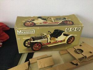 Mamod steam roadster