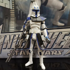 "STAR WARS the clone wars CAPTAIN REX 3.75"" tcw CW4"