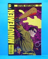 BEFORE WATCHMEN: MINUTEMEN #2 of 6  2012-2013 DC Comics Uncertified PREQUEL
