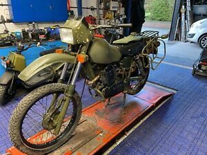 Armstrong MT500 - Mostly complete Bike Restoration Project - With Documentation