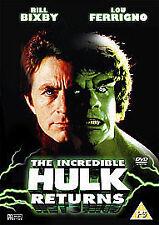 The Incredible Hulk Returns (DVD, 2010)