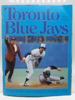 Vintage Toronto Blue Jays Baseball Scorebook 1978 Volume 2 No. 12