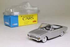 Solido; 1960 Ford Taunus 17m Convertible, Century of Cars #57; Excellent Boxed
