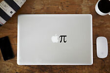 "Apple Pi Decal Sticker for Apple MacBook Air/Pro Laptop 11"" 12"" 13"" 15"""