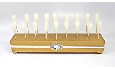 Gold & White Cake Pop Stand, Wedding Cake Pop Holder, Cake Pop Stand, Gold White