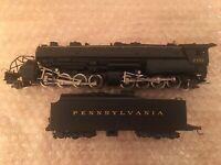 HO Rivarossi Pennsylvania 2-8-8-2 Mallet Powered Steam Locomotive PRR #2197