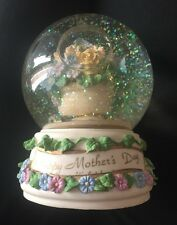 The San Fransisco Music Box Company Happy Mother's Day Snow Globe Music Box