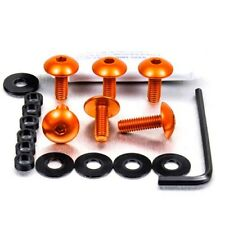 Pro-Bolt Aluminium Fairing Bolt Kit - Orange FYA192O Yamaha FZS1000 Fazer 01-05