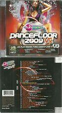 2 CD - DANCEFLOOR 2009 V2 FUN RADIO / BRITNEY SPEARS, FRAGMA, PINK, ATOMIC BOY
