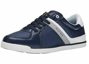 Tommy Hilfiger Men's Winslow Fashion Sneakers Blue Multi Size 10
