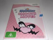 Wario Ware Smooth Moves Nintendo Wii PAL *Brand New* Wii U Compatible