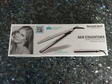 Hair Straightener like GHD Ceramic Coated Heating Plates BNIB Silvercrest